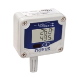 Temperature and Relative Humidity Logger - LogBox-RHT-LCD